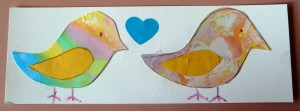 more bird bookmarks